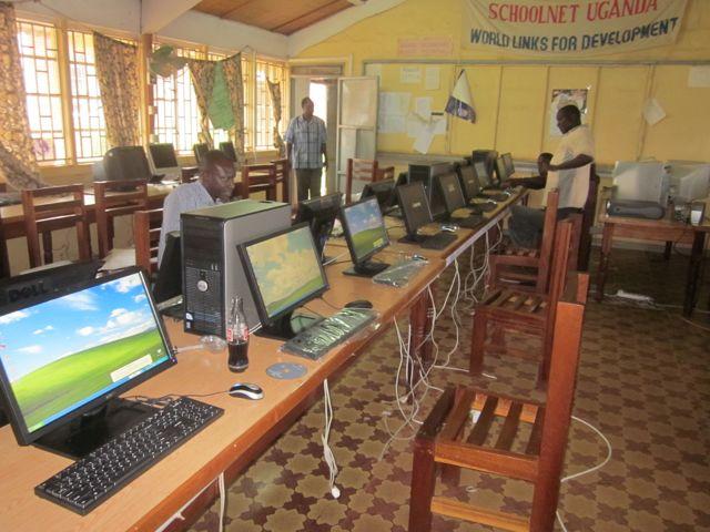 Computer Worker in Iganga -