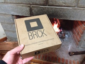 The BRCK box!