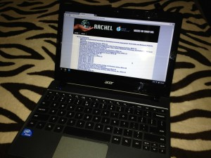 Appropriate Technology meets the Google Chromebook