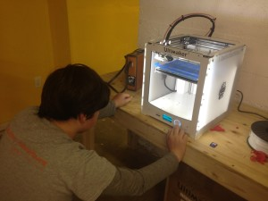 Getting up an running with the Ultimaker 2.