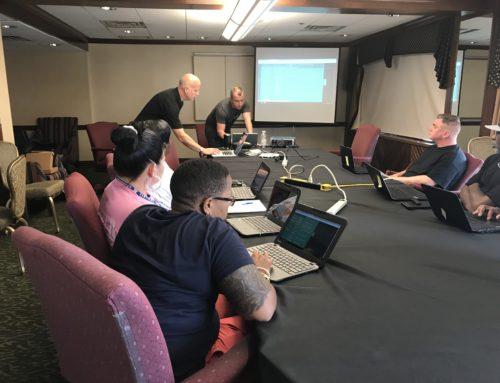RACHEL, CAP and Security Awareness Training in Louisville